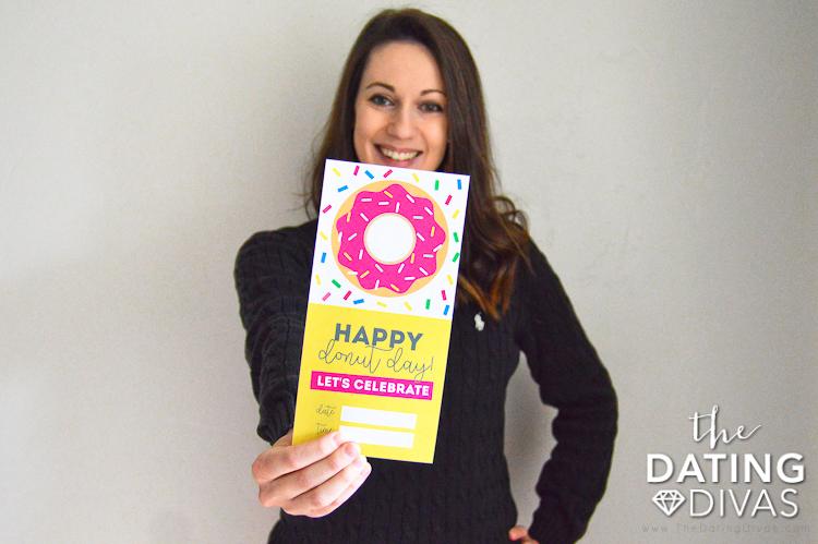 Donut Day Invite