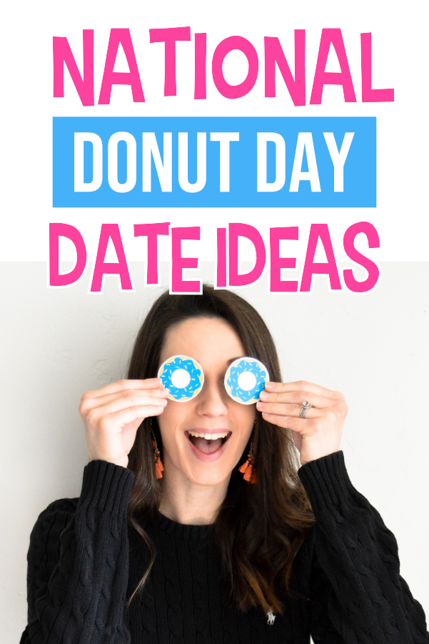 LOVE these ideas for how to have a happy national donut day! Pinning!! #nationaldonutday #donutday #happynationaldonutday