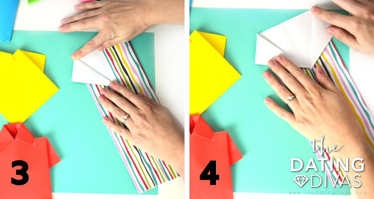 How to Make Paper Shirt and Tie | Easy Paper Crafts Origami ... | 400x750