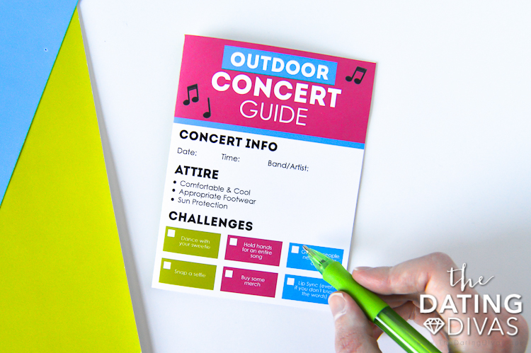 Outdoor Concert Guide