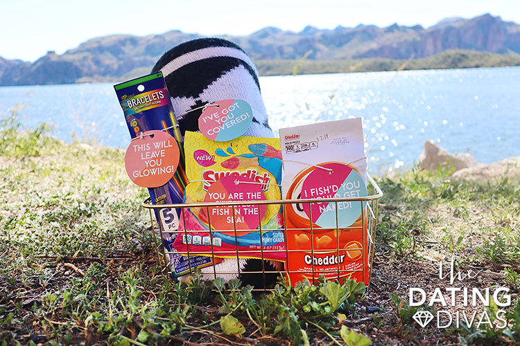 Skinny Dip Essentials Basket