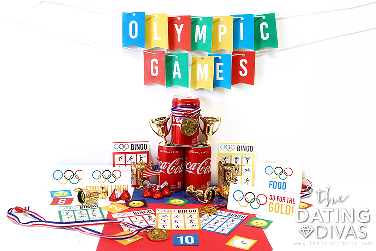 Summer Olympics 2021 Group Party Theme