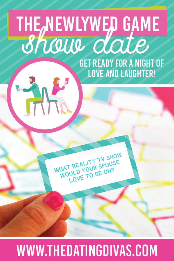 These Newlywed Game questions make for a date night full of more laughter with your spouse than you've ever had! #Newlyweds #TheNewlywedGame #GameNight