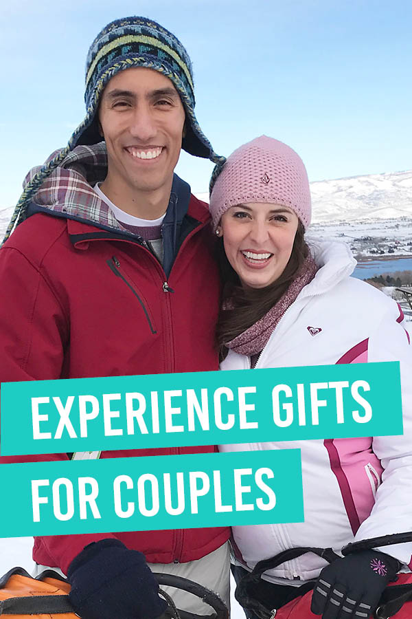 I've been wondering what to get Hubs for his birthday! These experience gift ideas from www.thedatingdivas.com are PERFECT! #ExperienceGifts #GiftAdventure #DatingDivas