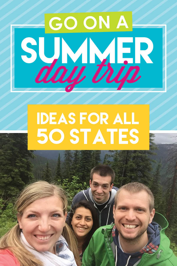 I cannot wait to go on a summer day trip! I'm planning out all the possibilities with this list from www.theDatingDivas.com #DayTrips #SummerDayTrip