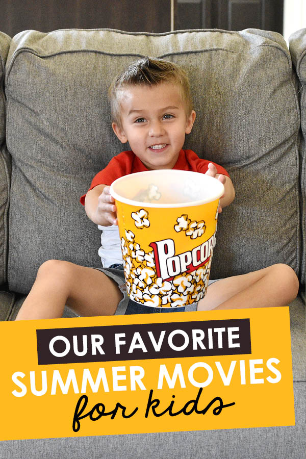 I can't wait to watch all of these amazing summer movies with my kids this summer! This list definitely has the best summer movies of all time! #summer #movielist #moviebucketlist