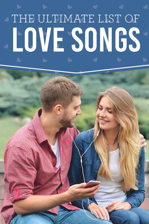 This Ultimate Playlist of Sweet Love Songs is perfect for any date night, road trip, or anniversary with your sweetheart! #LoveSongs #Playlist #MoodMusic