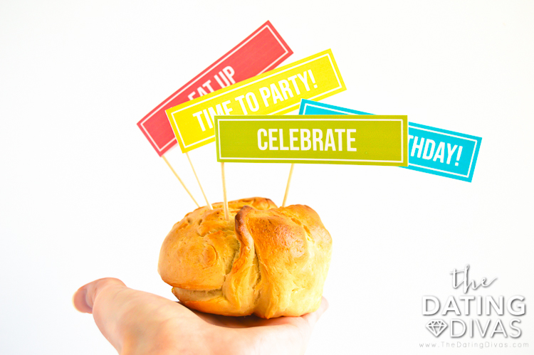 Birthday Breakfast Ideas and Decor