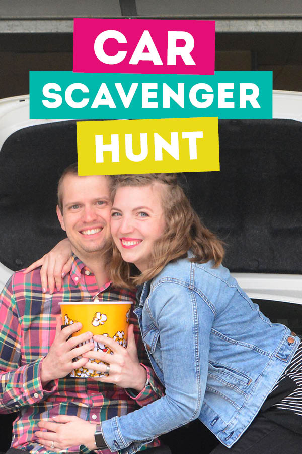 My sweetie will LOVE this car scavenger hunt! Can't wait to try it! #ScavengerHunt #FathersDay