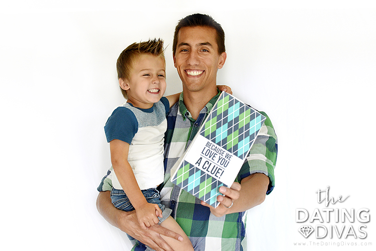 Free Father's Day Scavenger Hunt