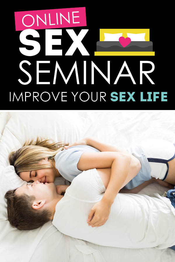 This couldn't be easier! I can't wait to work through this online sex seminar from www.TheDatingDivas.com! Better sex, here we come! #HowToHaveBetterSex #Sexperts #SexTherapist #MarriageCounselors