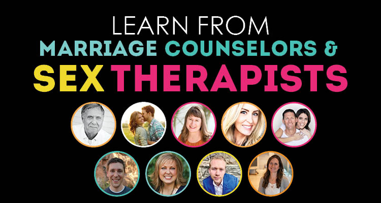 Learn from marriage counselors and sex therapists how to have better sex.