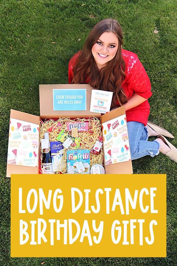 Long Distance Birthday Gifts Thedatingdivas Com