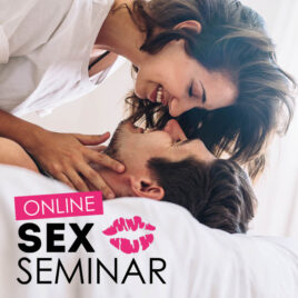 Find out how to have better sex with this online sex seminar.