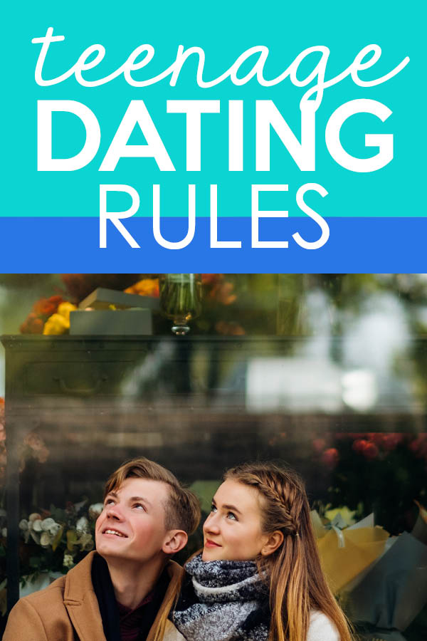 Coming up with teenage dating rules can be so hard! I love these three lessons for making it fun and informative. #teenagedatingrules #teendatingadvice