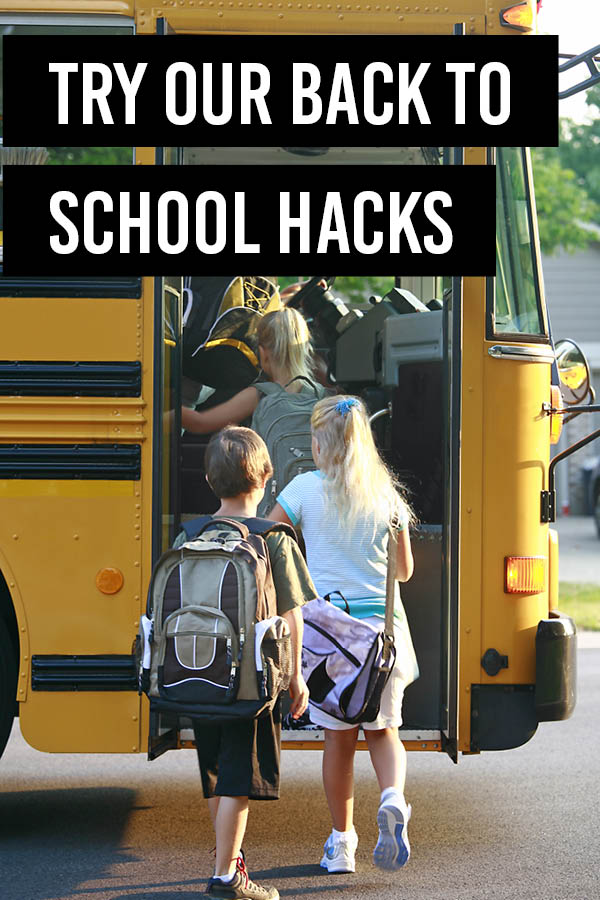 I needed these awesome back to school hacks so bad! I am totally going to use these ideas! #backtoschool #lifehacks #longlivesummer