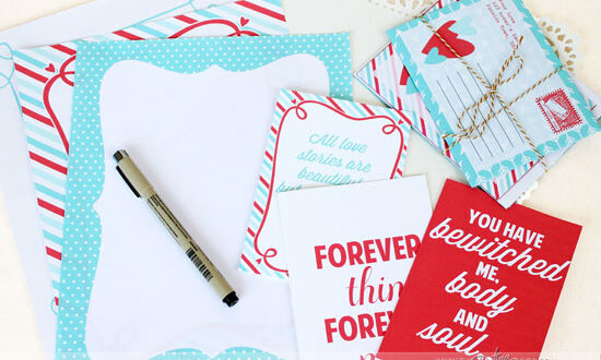 Love Letters Gift for Every Month | The Dating Divas