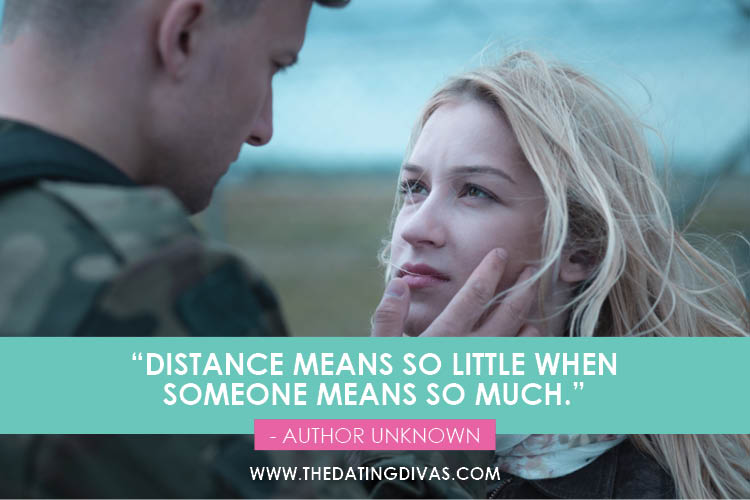 Long-Distance Love Sayings for Your Relationship | The Dating Divas