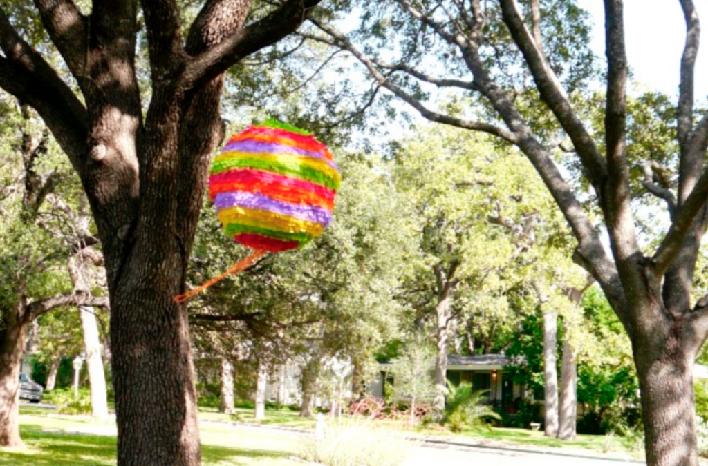 DIY Piñata Making Tips Gender Reveal Ideas | The Dating Divas