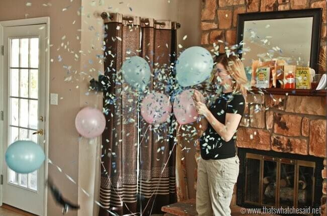 Pop a Balloon and Let Confetti Fall | The Dating Divas