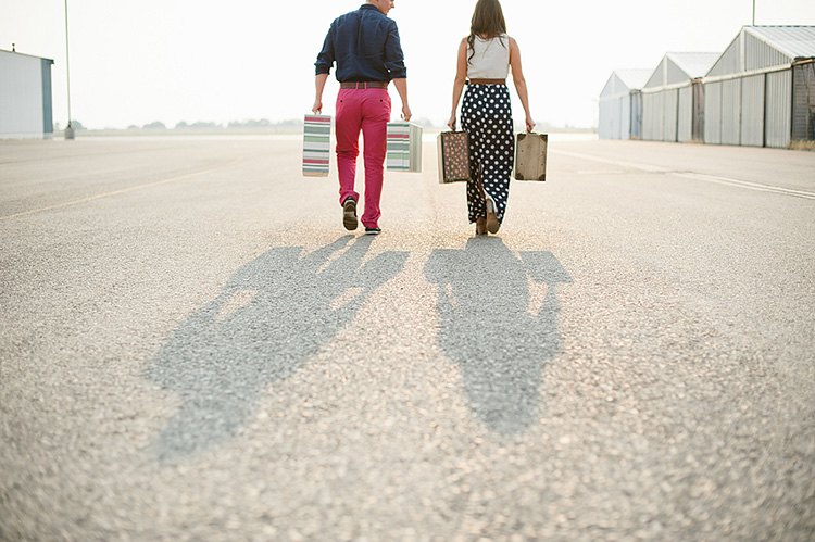 Pack your suitcases for travel themed picture. | The Dating Divas
