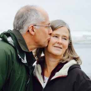 Older couple learning to deal with Alzheimer's | The Dating Divas