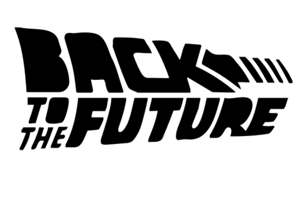 Back to the Future Halloween ideas and free pumpkin carving stencils. | The Dating Divas