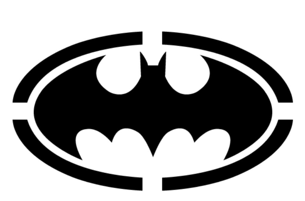 Batman Pumpkin Stencil | The Dating Divas
