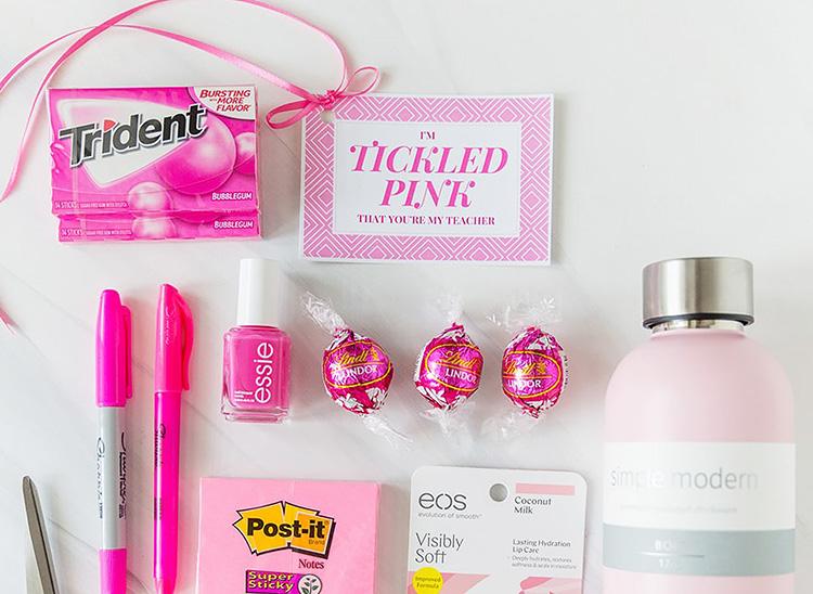 Teacher appreciation gifts that will tickle teachers pink. | The Dating Divas