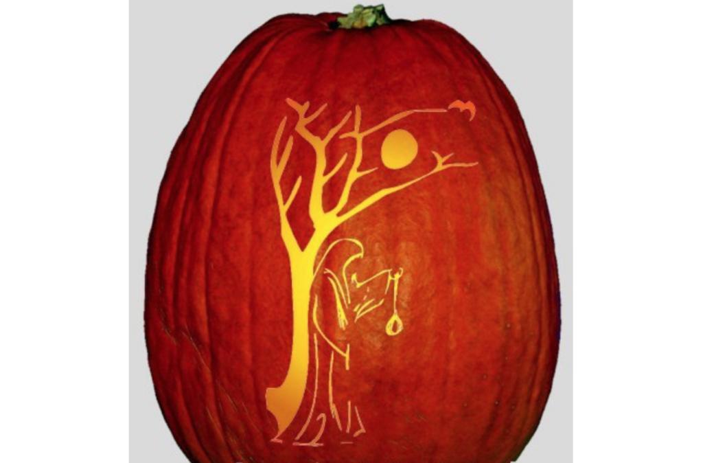 Creepy pumpkin carving inspiration and ideas. | The Dating Divas