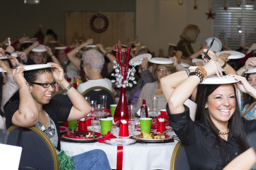List of Holiday party games for adults. | The Dating Divas
