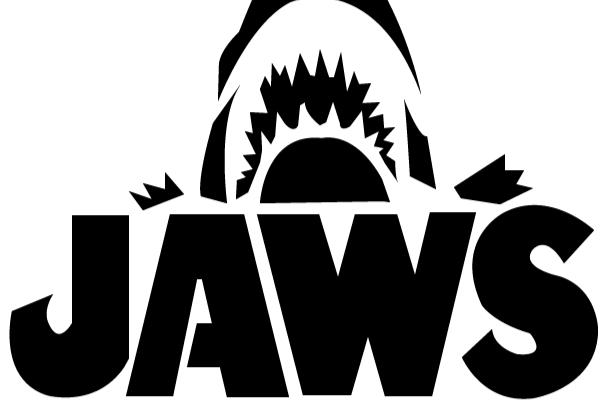 JAWS shark pumpkin patterns and stencils for creative pumpkins. | The Dating Divas