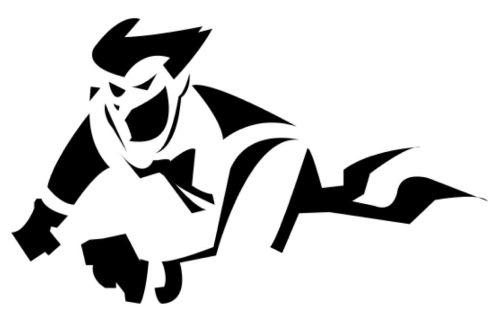 Joker from the Batman movie, carving stencil for a pumpkin. | The Dating Divas
