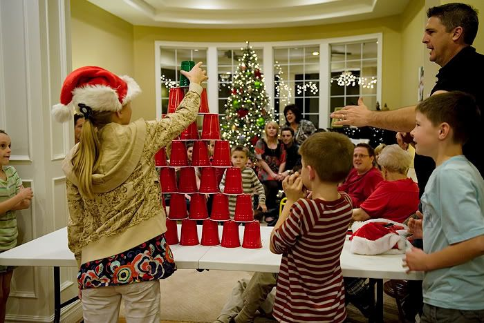 List of minute to win it Christmas party games for 2020. | The Dating Divas