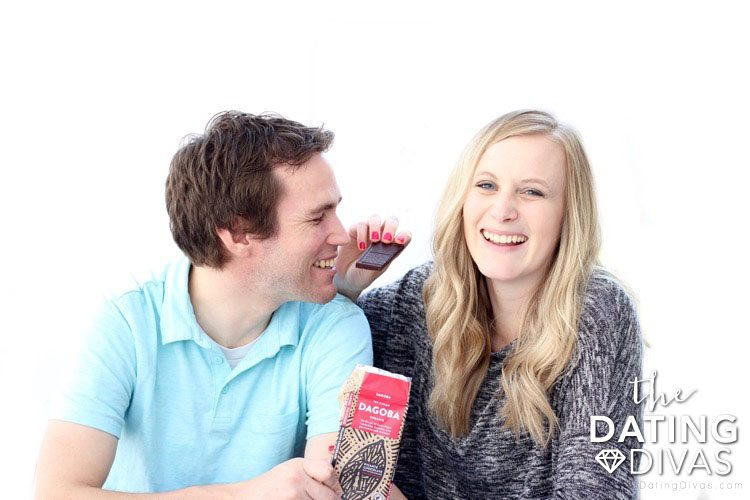 Nibble some delicious chocolate with your spouse during a Chocolate Taste Testing Date Night. | The Dating Divas