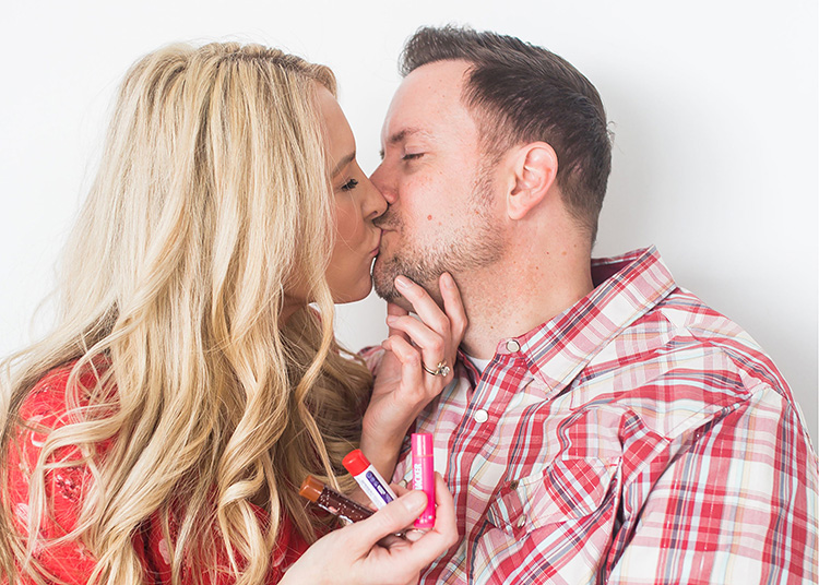 Pucker up for a sexy time with this chapstick-flavor-guessing date night. | The Dating Divas