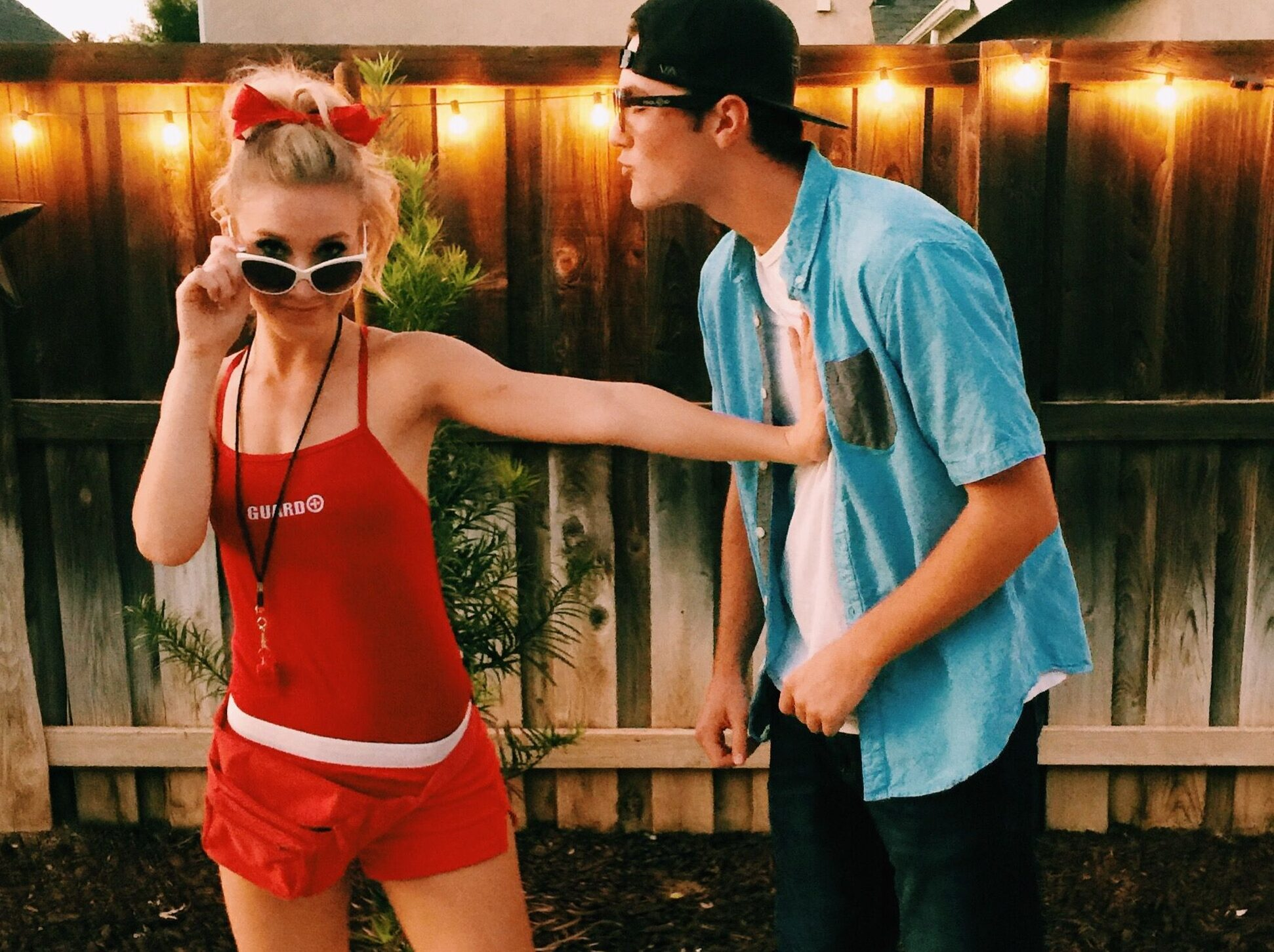 Sandlot costume for Halloween 2020. | The Dating Divas