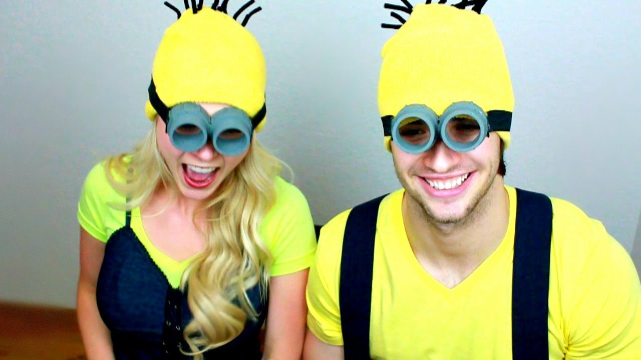 Minions Couple Costumes for 2020. | The Dating Divas
