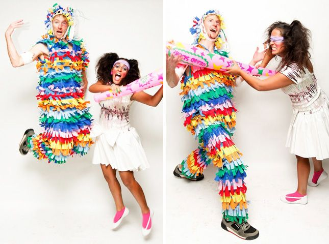 Silly costumes for Halloween. | The Dating Divas