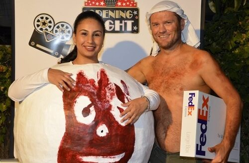 Castaway Couples Costume for 2020 Halloween. | The Dating Divas