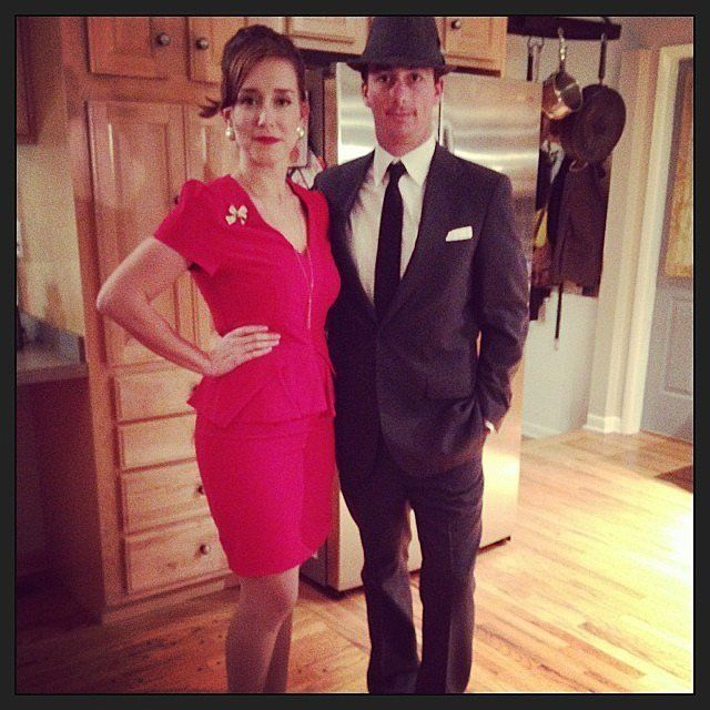 Fancy couples costume for Halloween. | The Dating Divas