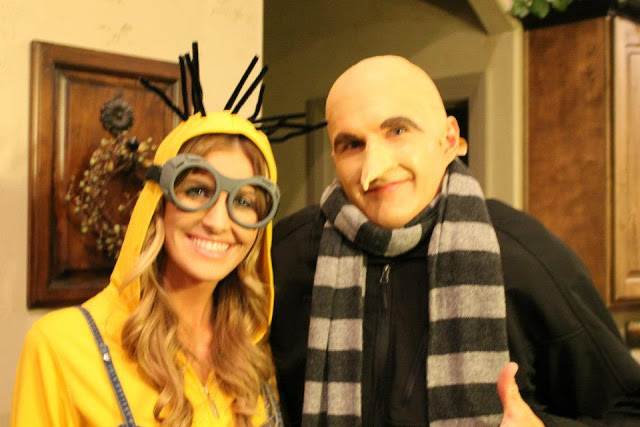 Minion and Gru Couples Costume for Halloween 2020. | The Dating Divas