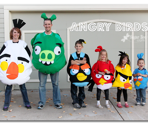 Angry Birds Costume for 2020. | The Dating Divas
