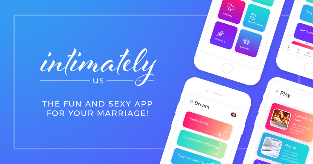 The best app for couples: Intimately Us. | The Dating Divas