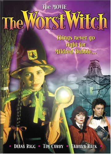The Worst Witch Family Halloween Movies | The Dating Divas