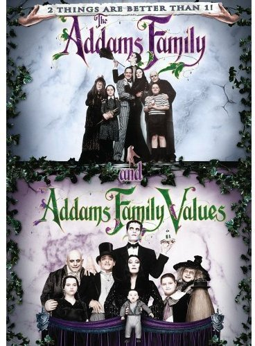 The Addams Family is the Most Classic Halloween Movies for Families | The Dating Divas