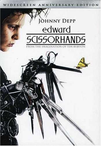 Edward Scissor Hands is a great Class Halloween Movie | The Dating Divas