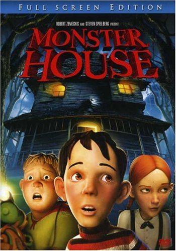 Family Halloween Movies that Kids will Love: Monster House | The Dating Divas