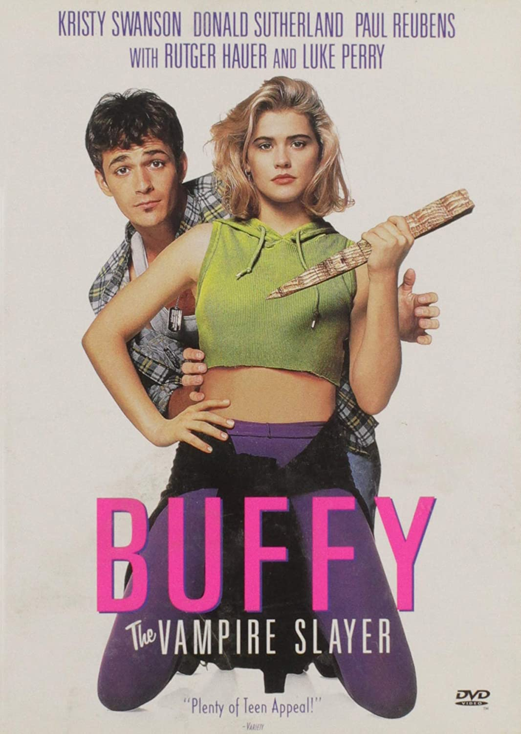 What Movie to Watch on Halloween: Buffy the Vampire Slayer | The Dating Divas