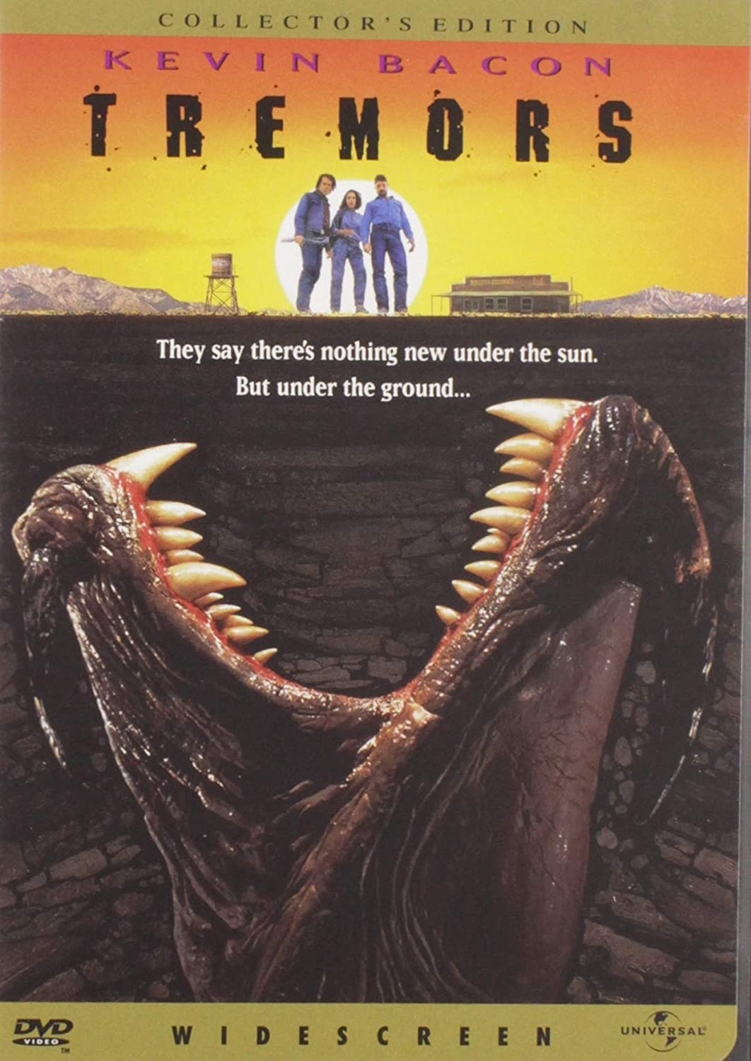 Watch Tremors for a Halloween Movie Night | The Dating Divas